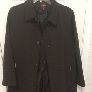 GALLERY QUILTED COAT
